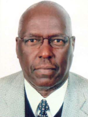 Erastus Mwongera