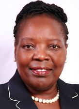 Mrs. Jacqueline Mugo, OGW, MBS. Trustee - FKE
